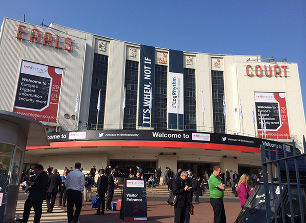 InfoSecurity 2014  - Earls Court
